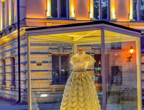 """Turku Goes Couture"" – Couture on uusi katutaide!"