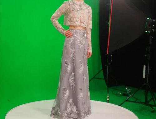 Upea Virtual fashion show -projekti